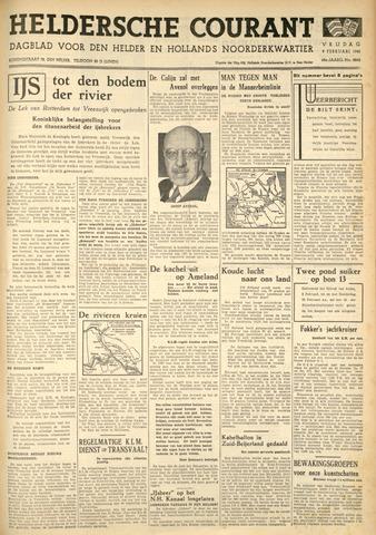 Heldersche Courant 1940-02-09