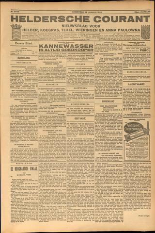 Heldersche Courant 1928-01-26