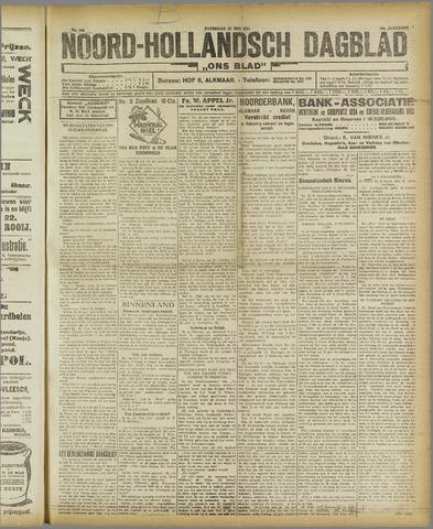 Ons Blad : katholiek nieuwsblad voor N-H 1921-05-21
