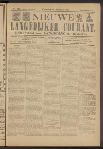 Nieuwe Langedijker Courant 1921-12-28