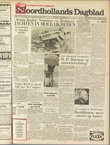 Noordhollands Dagblad : dagblad voor Alkmaar en omgeving 1963-08-20