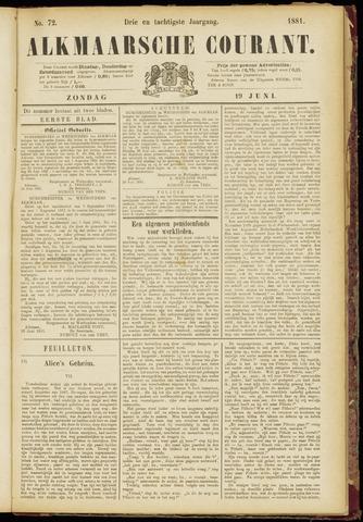 Alkmaarsche Courant 1881-06-19