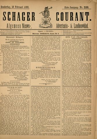 Schager Courant 1888-02-16
