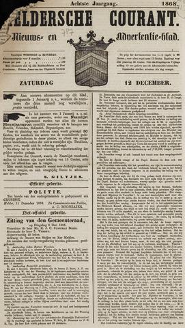 Heldersche Courant 1868-12-12