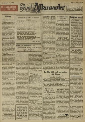 De Vrije Alkmaarder 1948-05-01