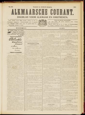 Alkmaarsche Courant 1911-05-24