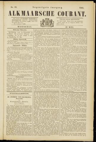 Alkmaarsche Courant 1888-05-30