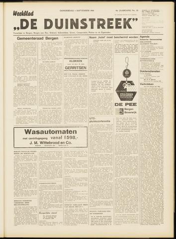 De Duinstreek 1966-09-01