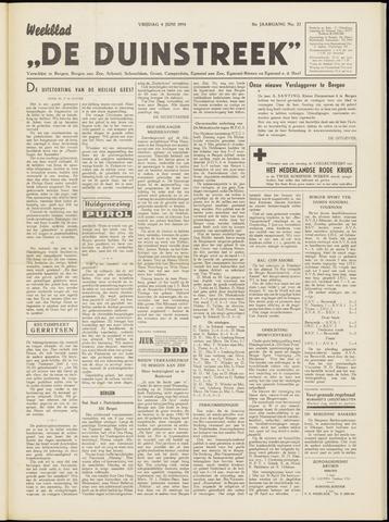 De Duinstreek 1954-06-04