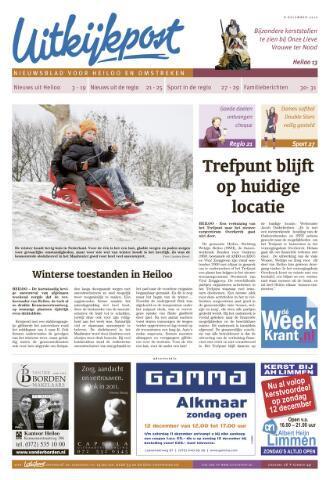 Uitkijkpost : nieuwsblad voor Heiloo e.o. 2010-12-08