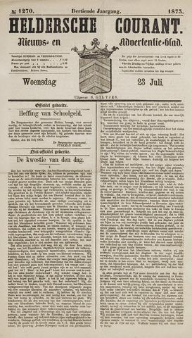 Heldersche Courant 1873-07-23