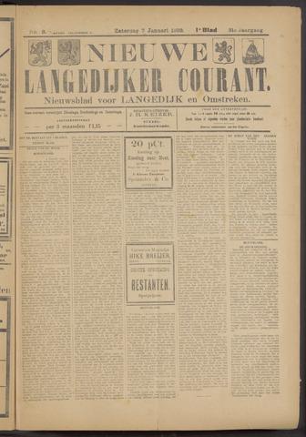Nieuwe Langedijker Courant 1922-01-07