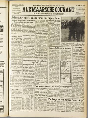 Alkmaarsche Courant 1955-09-15