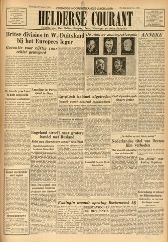 Heldersche Courant 1954-03-27