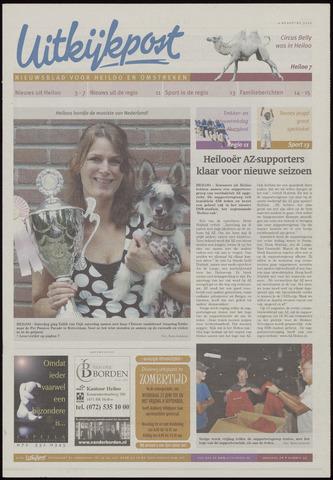 Uitkijkpost : nieuwsblad voor Heiloo e.o. 2006-08-09