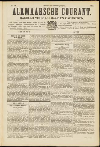 Alkmaarsche Courant 1914-07-04