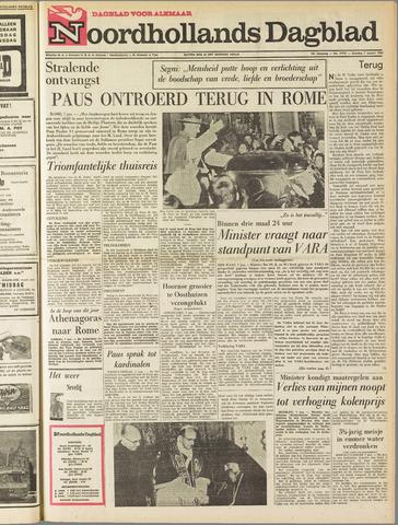 Noordhollands Dagblad : dagblad voor Alkmaar en omgeving 1964-01-07
