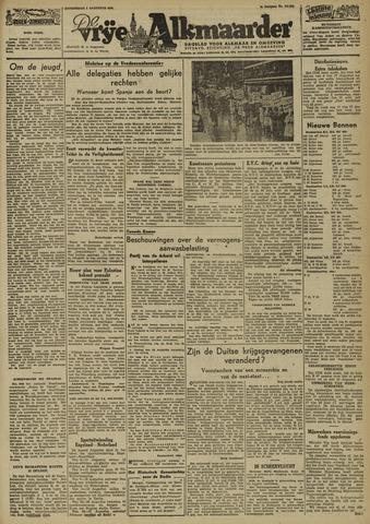 De Vrije Alkmaarder 1946-08-01
