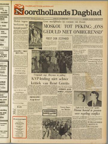 Noordhollands Dagblad : dagblad voor Alkmaar en omgeving 1967-02-06