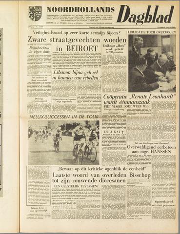 Noordhollands Dagblad : dagblad voor Alkmaar en omgeving 1958-06-28