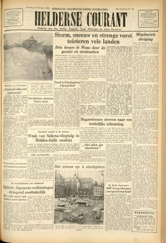 Heldersche Courant 1955-02-22