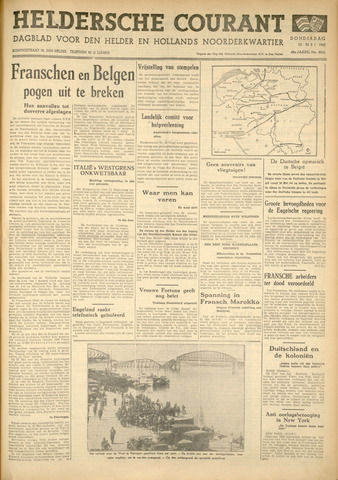Heldersche Courant 1940-05-23