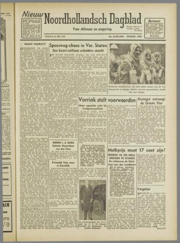 Nieuw Noordhollandsch Dagblad : voor Alkmaar en omgeving 1946-05-24