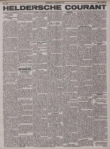 Heldersche Courant 1917-08-09