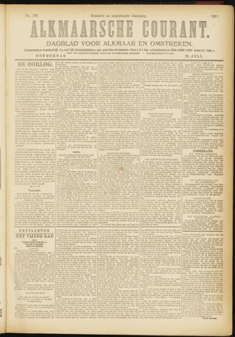 Alkmaarsche Courant 1917-07-26