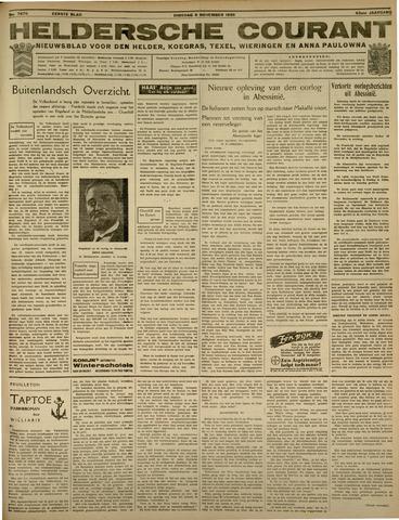 Heldersche Courant 1935-11-05