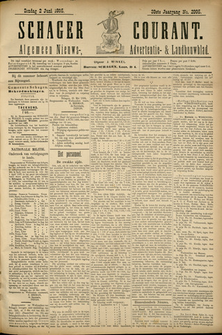 Schager Courant 1895-06-02