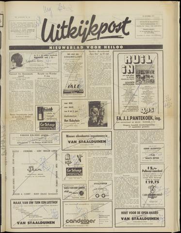 Uitkijkpost : nieuwsblad voor Heiloo e.o. 1972-09-20