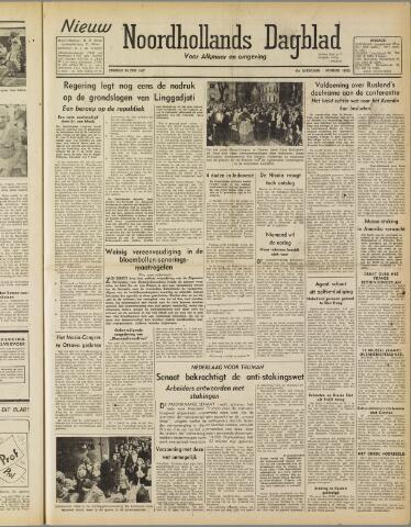 Nieuw Noordhollandsch Dagblad : voor Alkmaar en omgeving 1947-06-24