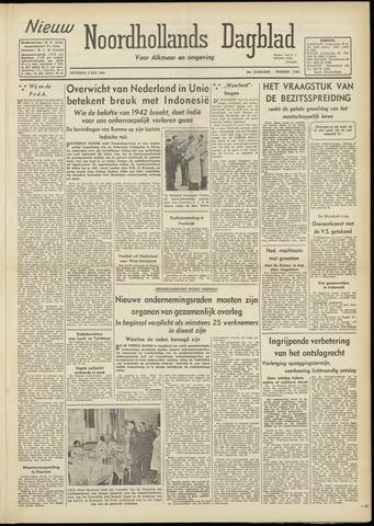 Nieuw Noordhollandsch Dagblad : voor Alkmaar en omgeving 1948-07-03