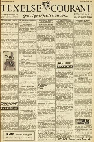 Texelsche Courant 1957-10-19