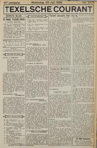 Texelsche Courant 1938-07-20