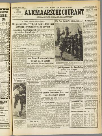 Alkmaarsche Courant 1955-06-29