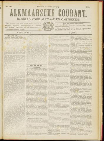 Alkmaarsche Courant 1908-06-11