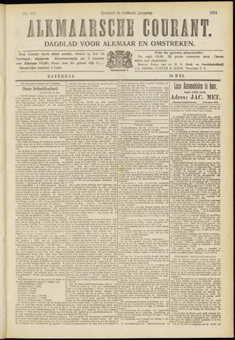 Alkmaarsche Courant 1914-05-16