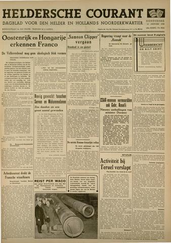 Heldersche Courant 1938-01-13