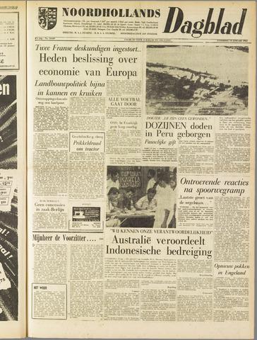Noordhollands Dagblad : dagblad voor Alkmaar en omgeving 1962-01-13