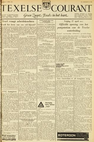 Texelsche Courant 1956-04-07