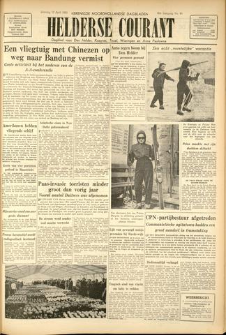 Heldersche Courant 1955-04-12
