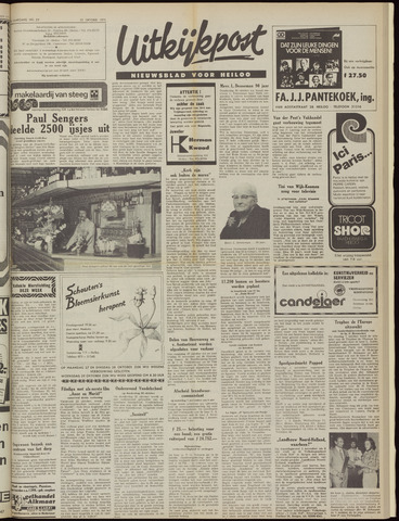 Uitkijkpost : nieuwsblad voor Heiloo e.o. 1975-10-22