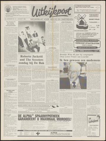 Uitkijkpost : nieuwsblad voor Heiloo e.o. 1988-03-23