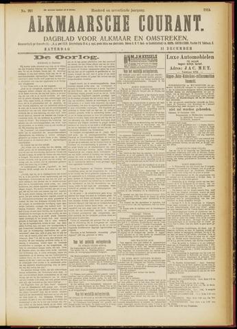 Alkmaarsche Courant 1915-12-11