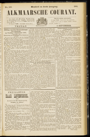 Alkmaarsche Courant 1901-09-06
