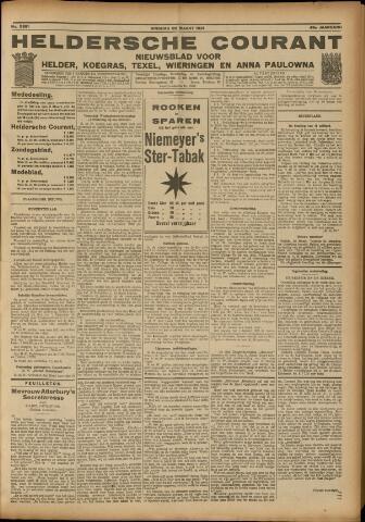 Heldersche Courant 1921-03-29