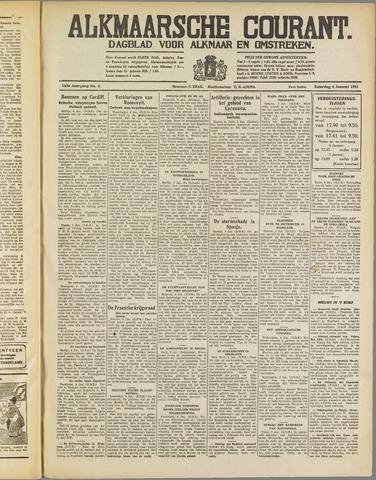 Alkmaarsche Courant 1941-01-04