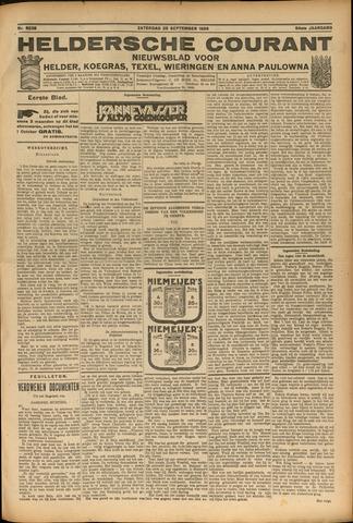 Heldersche Courant 1926-09-25